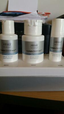 OBAGI CLENZIDERM Acne System KIT Normal to Oily Skin 3PK exp 6/22