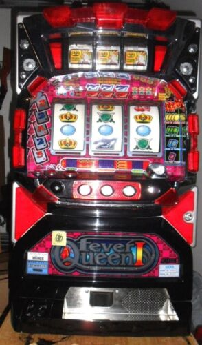 Fever Queen Slot Machine Collectable Japanese Pachislo Tokens SUPER RARE