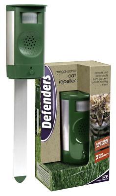 Defenders Mega-sonic Cat Repeller