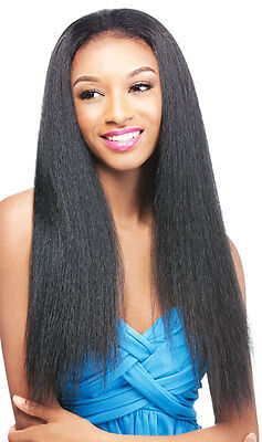 [ ANNIE ] OUTRE QUICK WEAVE SYNTHETIC HAIR HALF WIG