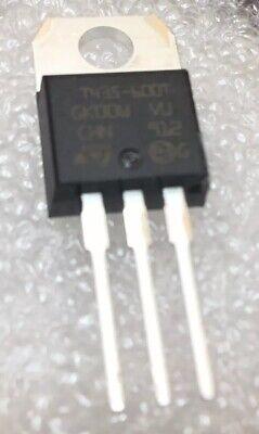 2x Triac T4 3570,T43570 Siemens Bosch Verobar EQ7 Leistungsplatine Elektronik