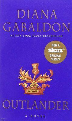Outlander (Book #1 of the Outlander Series) by Diana Gabaldon! Brand New!
