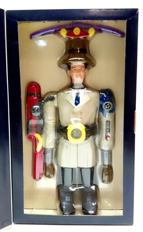 Inspector Gadget 1999Happy Meal Toys Full Set- new in package all 8 toys