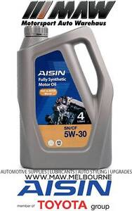 AISIN Fully Synthetic 5W-30 Pao Ester!!!!!high performance!!!!!!! Sydney City Inner Sydney Preview