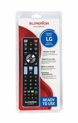 Mando a distancia TV y SMART TV LG | UNIVERSAL | Funcionamiento...