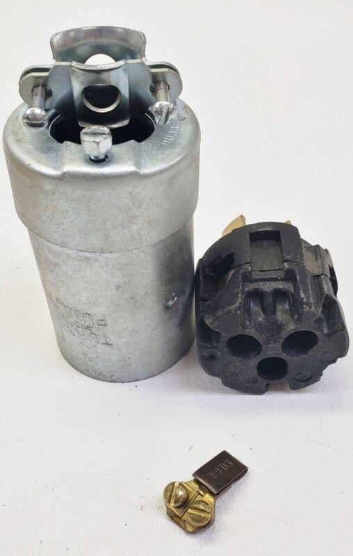 New Hubbel 7765 Twist Lock Plug