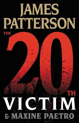 The 20th Victim (Women's Murder Club) by James Patterson - NEW hardcover