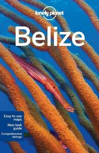 New, Lonely Planet Belize (Travel Guide), Lonely Planet, Brown, Joshua Samuel, V