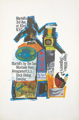 Monastine Liquor 1892 Vintage French Drinking Poster 16x24