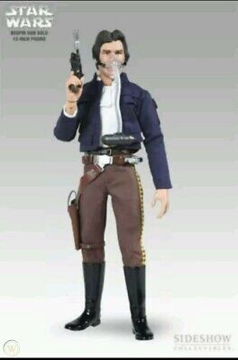 Sideshow Exclusive Star Wars Han Solo: Rebel Captain Bespin 1:6 SCALE