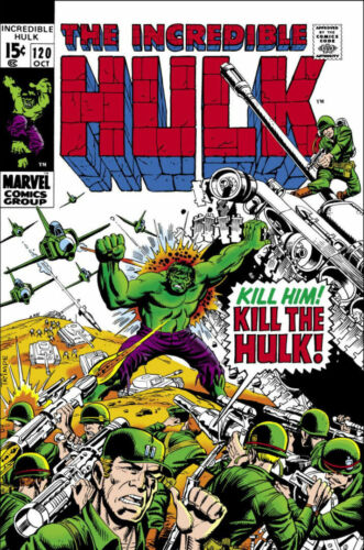 Incredible Hulk Volume 1 Bronze Age Lot 120-290 YOU PICK & CHOOSE ISSUES Marvel