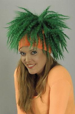 Hut Möhre Möhrenhut Gemüse Karotte orange grün Mütze - Karotte Kostüm Hut