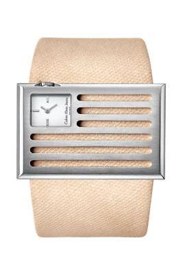 Calvin Klein Jeans Uhr Damenuhr Banner K4513120