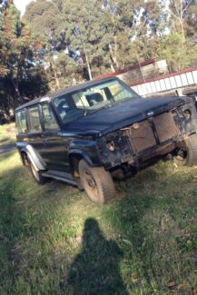 Nissan patrol Collie Collie Area Preview