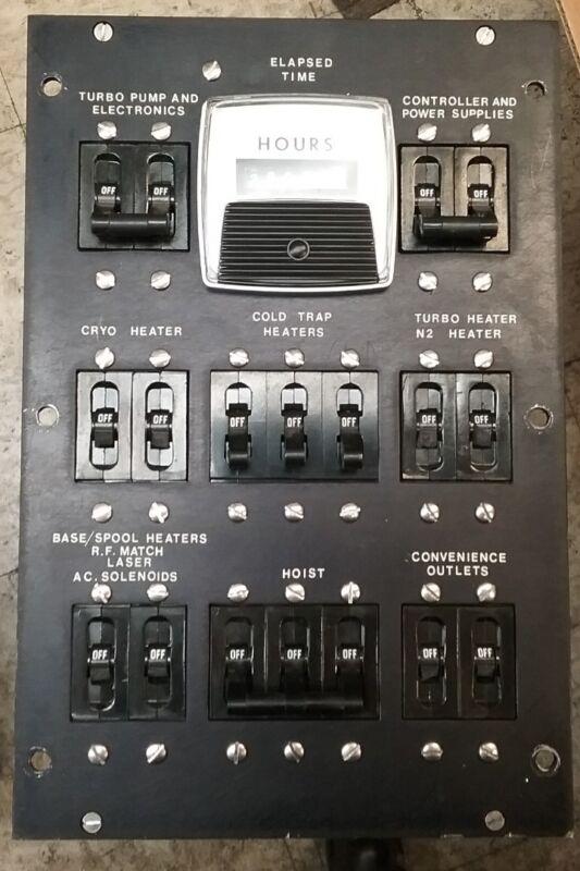 Applied Materials Model: 8100 E Circuit Breaker