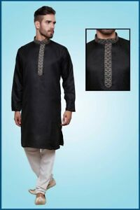 Indian men's garva diwali karva chauth clothing kurtas sherwani