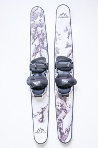 Used Returned Excellent Condition Ski Addiction Tramp Skis and Bindings