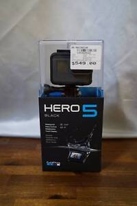 Brand New: GoPro Hero 5 Black Action Camera Robertson Brisbane South West Preview