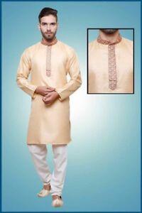 Indian men's garva navratiri dandia outfit kurtas sherwani