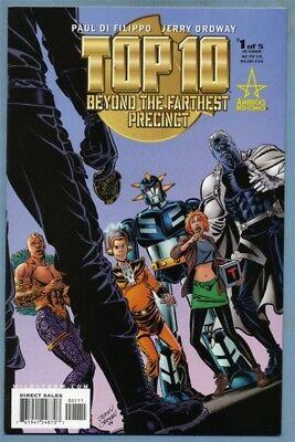 Top 10: Beyond the Farthest Precinct #1 (Oct 2005, DC) [America's Best