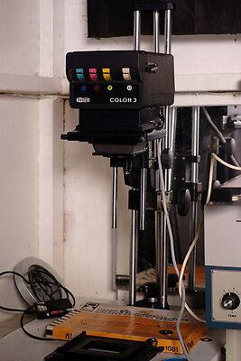 Colour Enlarger with 6x9cm Meopta Colour Head