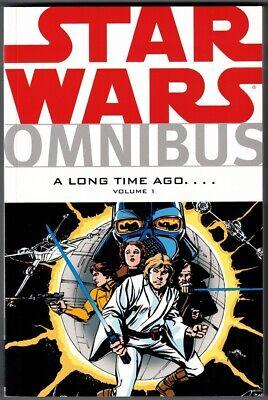Star Wars Omnibus A Long Time Ago... Volume 1 - Dark Horse TPB 9781595824868