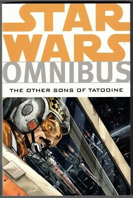 Star Wars Omnibus Other Sons of Tatooine TPB - New 9781595828668