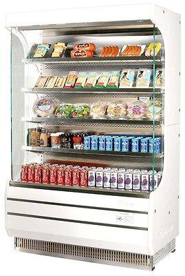 Turbo Air 40 Open Display Refrigerated Merchandiser Tom-40