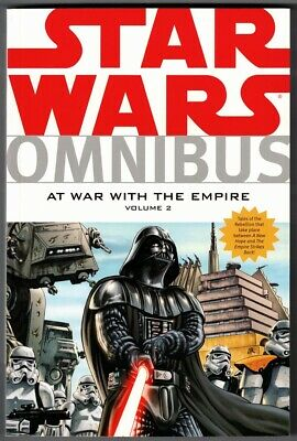 Star Wars Omnibus At War with the Empire Volume Vol 2 - Dark Horse 9781595827777