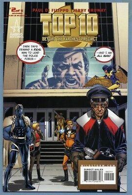 Top 10: Beyond the Farthest Precinct #2 (Nov 2005, DC) [America's Best