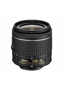 Nikon Nikkor 18-55mm VR