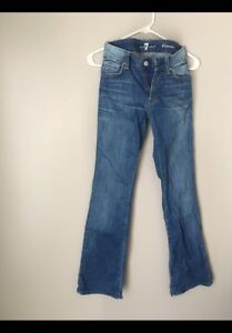 Seven for all Mankind jeans size 25