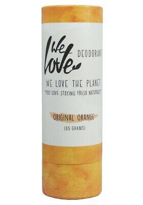 We Love Deodorant Original Orange Stick 65g