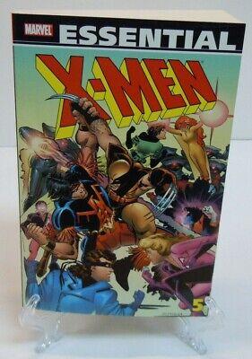 The Essential X-Men Volume 5 Marvel TPB Trade Paperback Brand New Wolverine