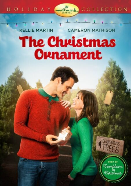 The Christmas Ornament (Hallmark Cameron Mathison) Region 1 New DVD