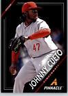 Panini Johnny Cueto Baseball Cards