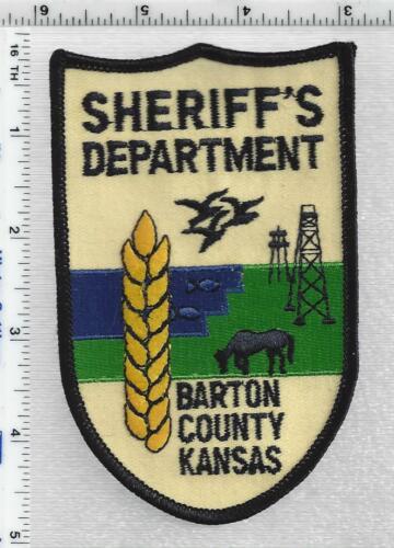 Barton County Sheriff