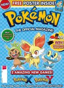 Pokemon Official Magazine - March 2013 Greenwood Joondalup Area Preview