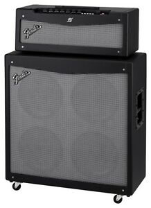Fender head and cab mustang for sale or trade