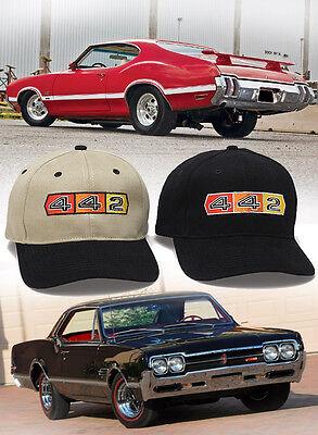 Oldsmobile 442 Hat: Olds W30 Hurst W32 64 65 66 67 68 69 70 71 72
