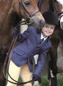Shires Childs Malvern Tweed Riding Jacket  All Sizes
