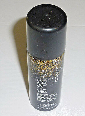 JOICO Gold Dust Finishing Hairspray Shimmer Light Hold Sparkle 1.4 0z