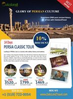 Discovery of PERSIA!!!