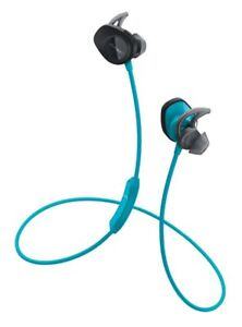 Bose SoundSport Wireless Headphones Aqua 761529-0020 Brand N