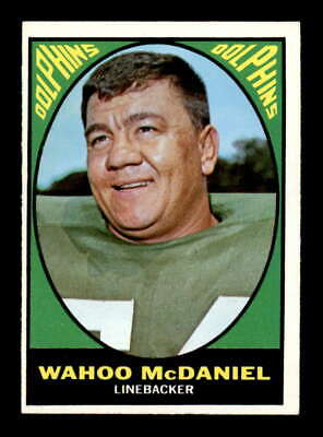1967 Topps #82 Wahoo McDaniel RC EXMT+ X1604858 for sale  Tomball