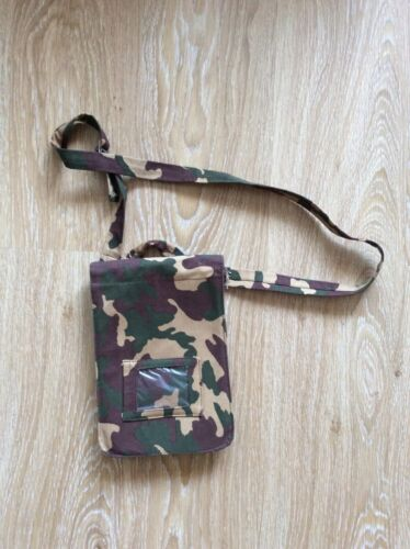 TTSKO Butan Butane Uzbekistan camouflage bag