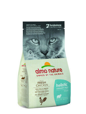 Almo Nature Functional Dry Cat Adult - Urinary Help With Chicken 400g (Pack of 6