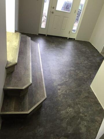 Flooring Installation Amp Sales Carpet Laminate Lvp Vinyl Tile Winnipeg Kijiji