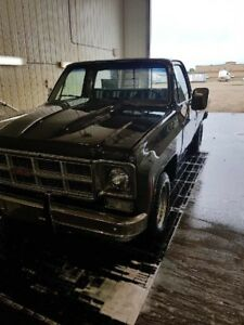 PRICE REDUCED!! 1978 GMC