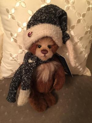 Charlie Bears JOLLY 2018 Isabelle Mohair Collection FREE US SHIP